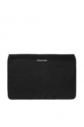 Clutch bag with a logo od Balenciaga