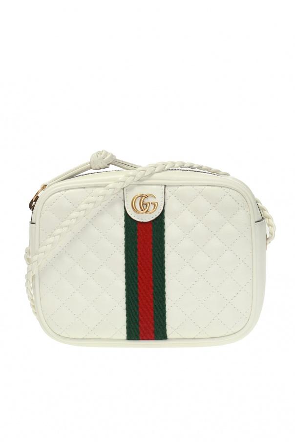 20e225d5eab8 Web' quilted shoulder bag Gucci - Vitkac shop online