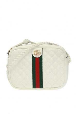 7052ceb0 ... quilted shoulder bag od Gucci