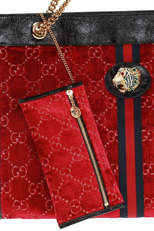 f268097b44e Rajah  shoulder bag Gucci - Vitkac shop online