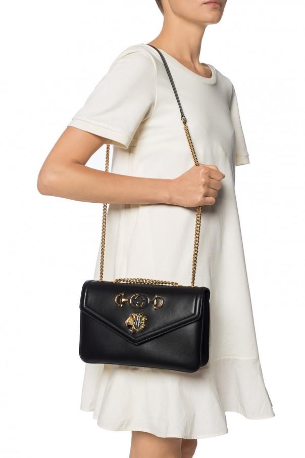ff30c07a05a Rajah  tiger head shoulder bag Gucci - Vitkac shop online