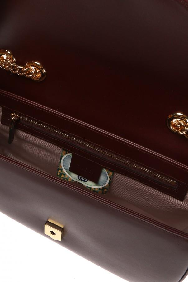 b7bb9f91028 Rajah  tiger head motif shoulder bag Gucci - Vitkac shop online