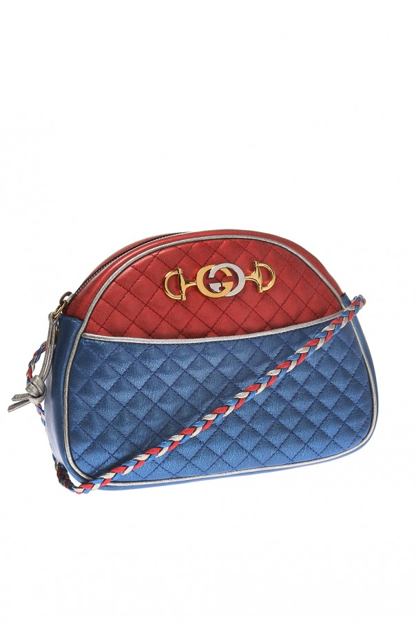 'trapuntata' shoulder bag od Gucci