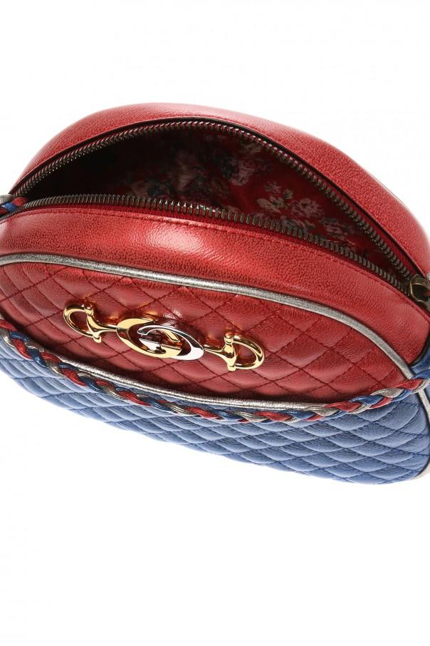 'trapuntata' shoulder bag od Gucci