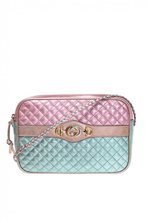 d2fb4ab878aa Trapuntata  shoulder bag with logo Gucci - Vitkac shop online
