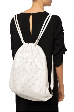'monogram' backpack od Stella McCartney