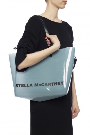 Shopper bag with logo od Stella McCartney