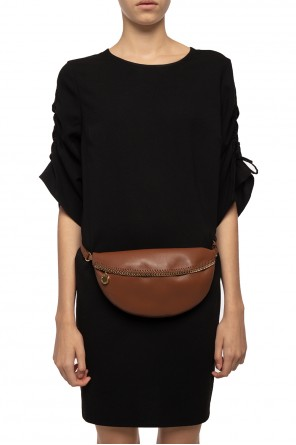 Belt bag with a chain od Stella McCartney