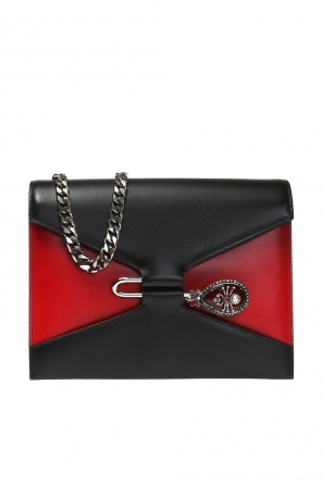 'pin' shoulder bag od Alexander McQueen