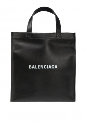 'market' shopper bag od Balenciaga