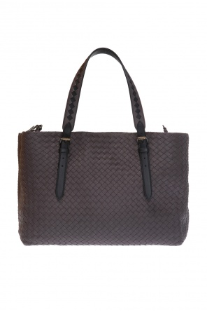 'cesta' shopper bag od Bottega Veneta