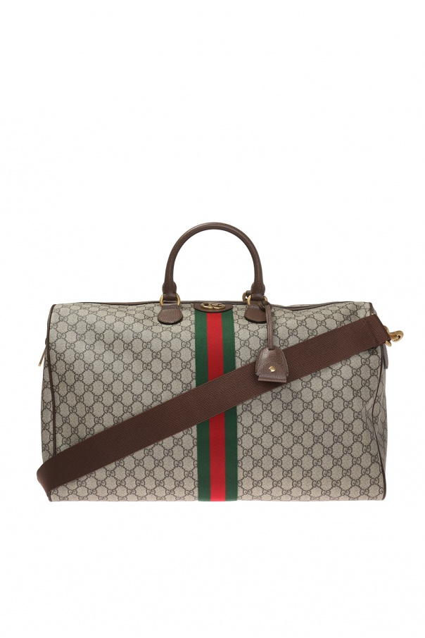 'ophidia' holdall bag od Gucci