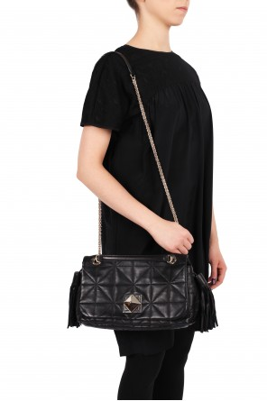 'le copain' leather shoulder bag od Sonia Rykiel