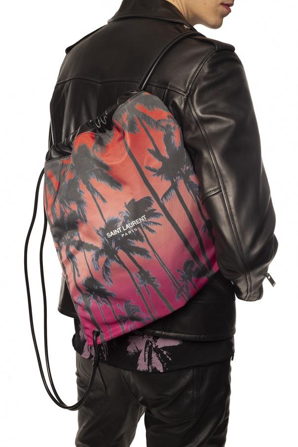 'teddy' backpack od Saint Laurent
