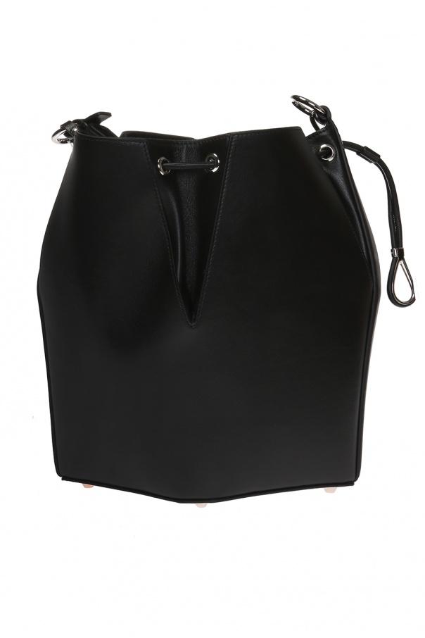 Shoulder bag with sachet od Alexander McQueen