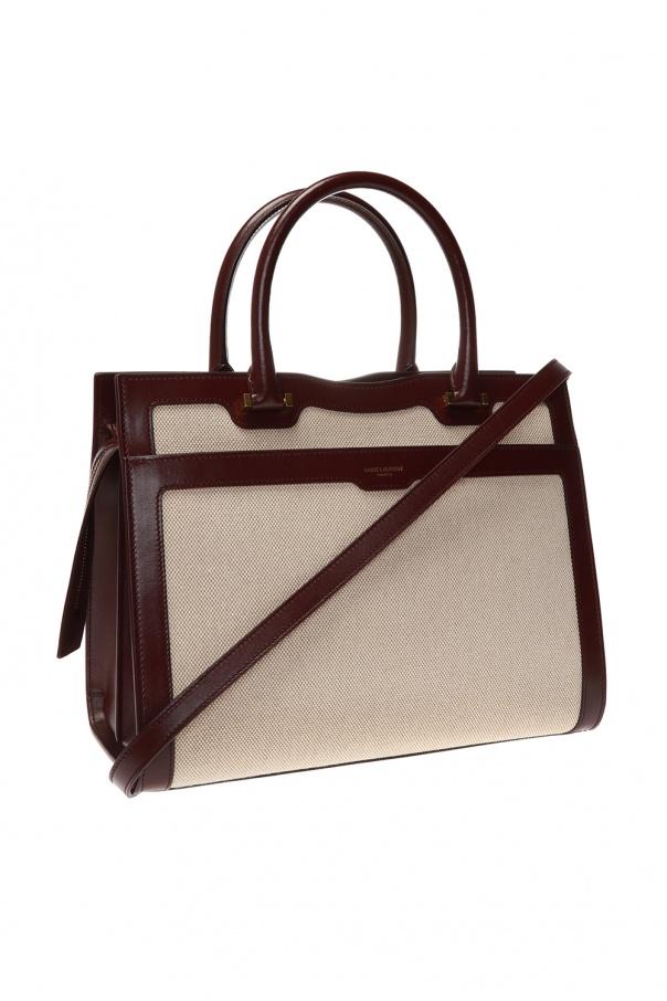 'uptown' shoulder bag with clutch od Saint Laurent