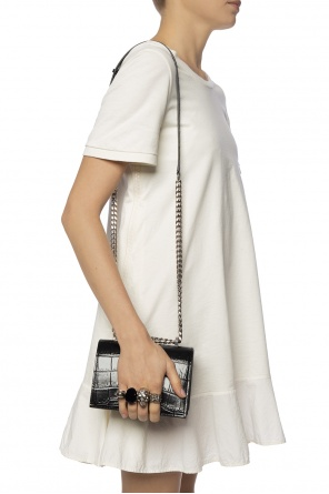 Shoulder bag with a ring motif od Alexander McQueen ... 5408f94670a90