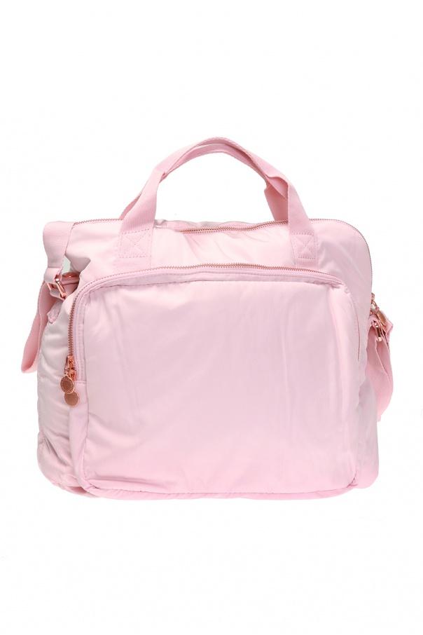 Stroller bag with logo od Stella McCartney Kids
