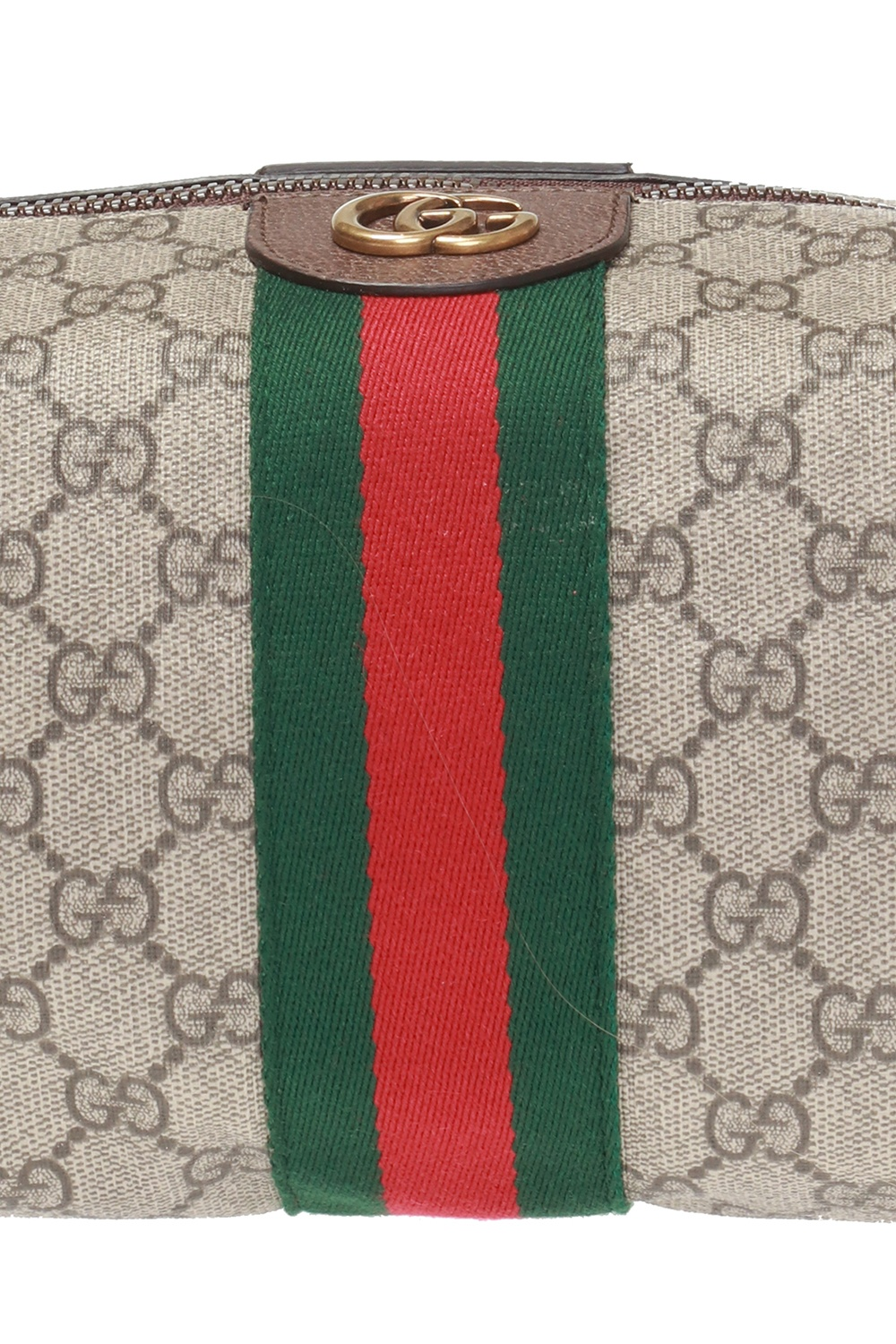 Gucci 'Ophidia' wash bag with logo