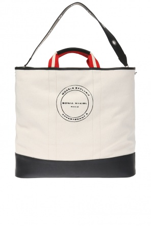 Shopper bag od Sonia Rykiel