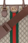 Gucci 'Ophidia' briefcase with logo