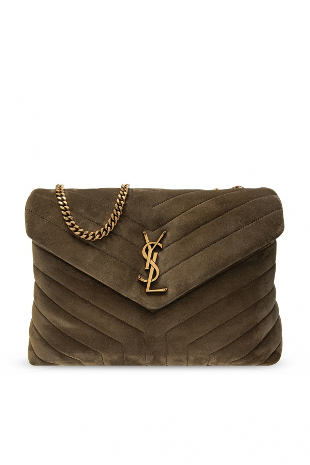 Saint Laurent 'Loulou' quilted shoulder bag