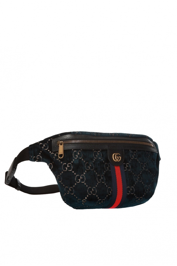 Belt bag with 'web' stripe od Gucci