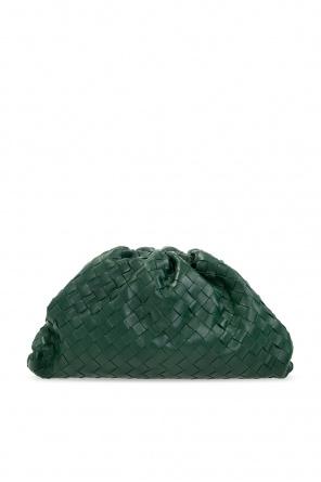 'the pouch' clutch od Bottega Veneta