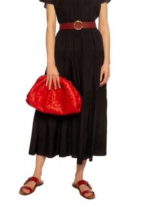 'the pouch' handbag od Bottega Veneta