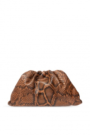 'the pouch' clutch od Bottega Veneta