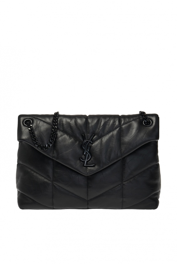 Saint Laurent 'Loulou Puffer' shoulder bag