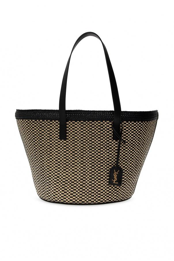 Saint Laurent 'Panier' basket shopper bag