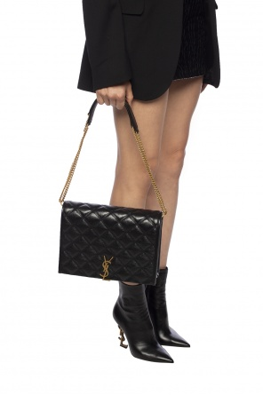 'becky' quilted shoulder bag od Saint Laurent