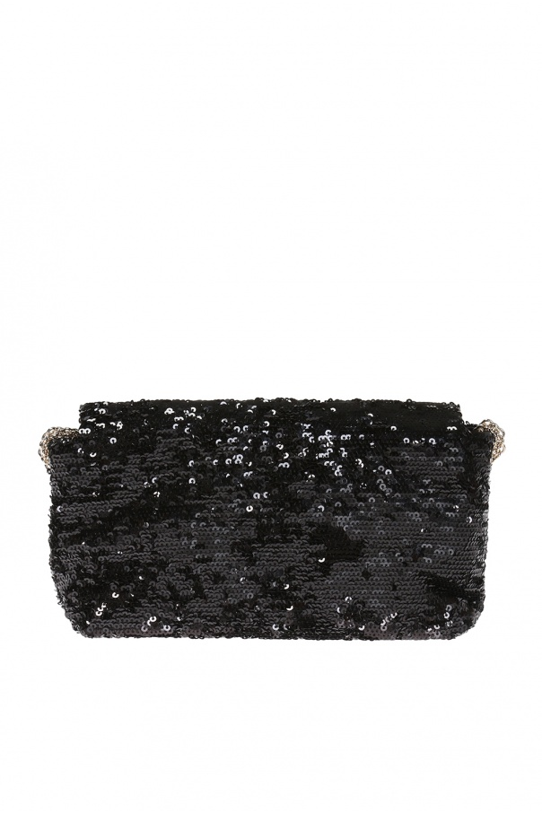 Sequinned shoulder bag od Sonia Rykiel