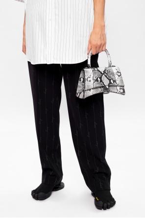 'hourglass' shoulder bag od Balenciaga
