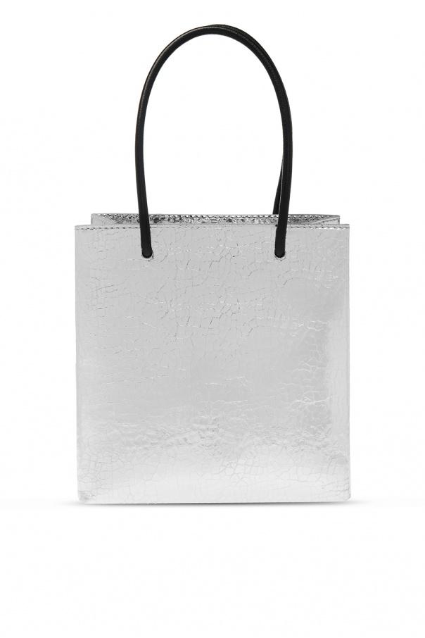 'hourglass top' shoulder bag od Balenciaga