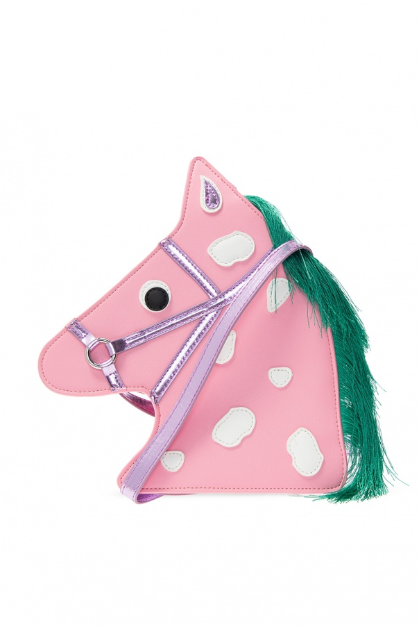 Stella McCartney Kids Pony shoulder bag