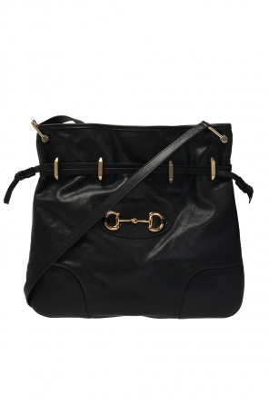 '1955 horsebit' shoulder bag od Gucci