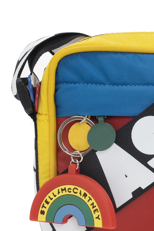 Stella McCartney Kids Shoulder bag with keyring
