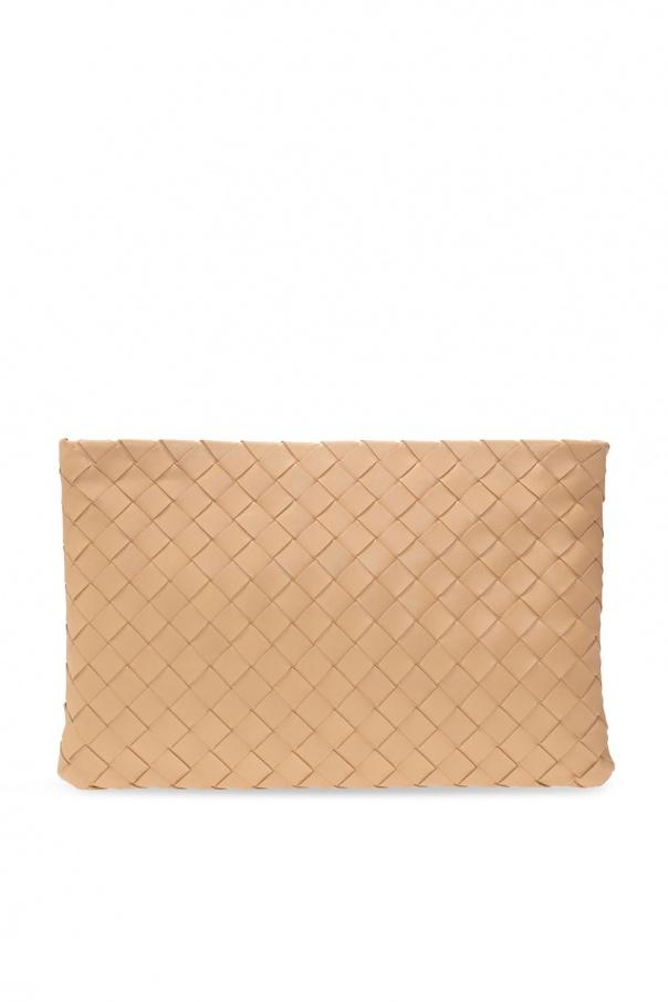 Bottega Veneta 'Intrecciato' weave clutch