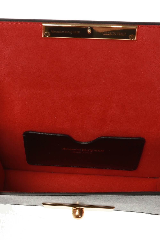 Alexander McQueen Shoulder bag with skull motif