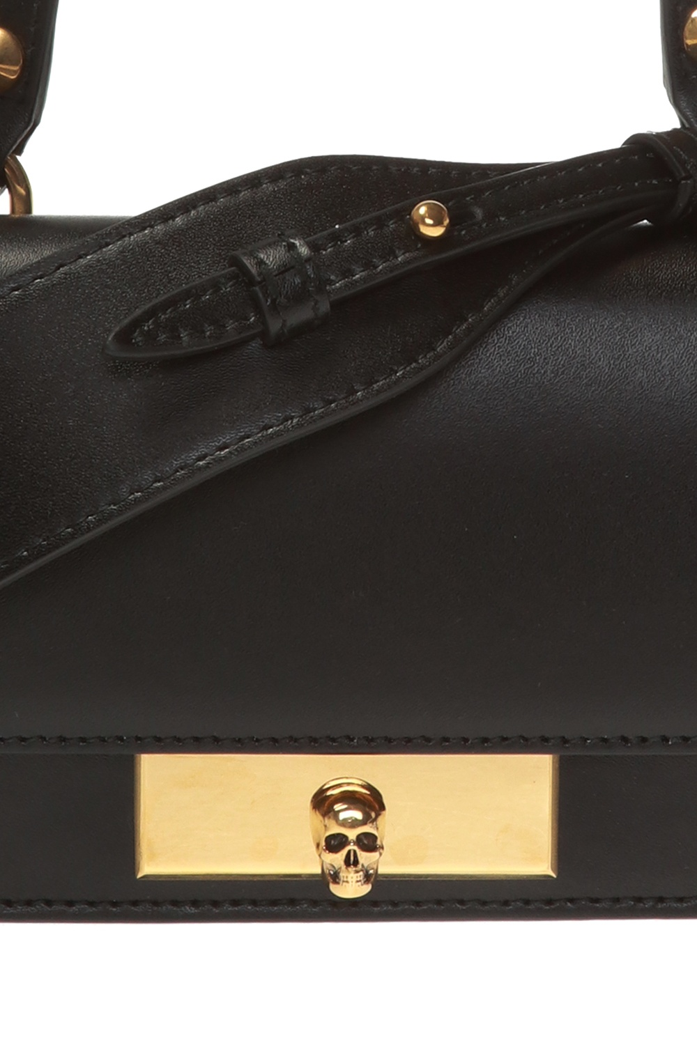 Alexander McQueen Shoulder bag with skull motif