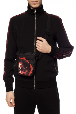 Shoulder bag with logo od Alexander McQueen
