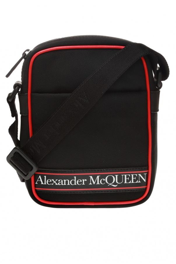Alexander McQueen Shoulder bag with logo