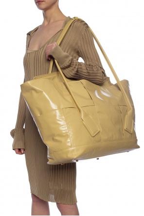 'the arco slouch' shoulder bag od Bottega Veneta
