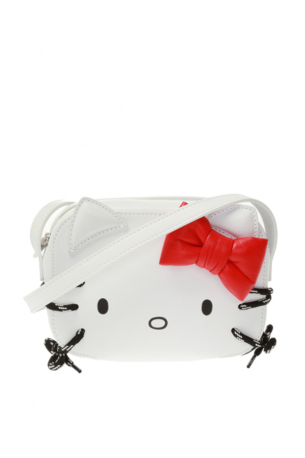 Balenciaga 'Cross Kitty' shoulder bag