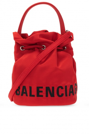 'wheel' shoulder bag od Balenciaga