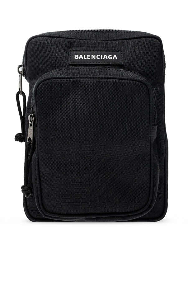 Balenciaga 'Explorer' shoulder bag with logo