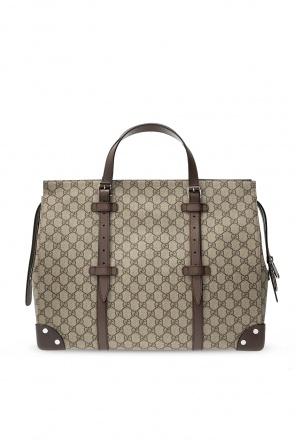 Gg canvas duffel bag od Gucci