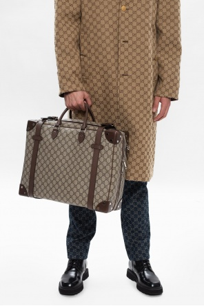 Holdall bag with logo od Gucci